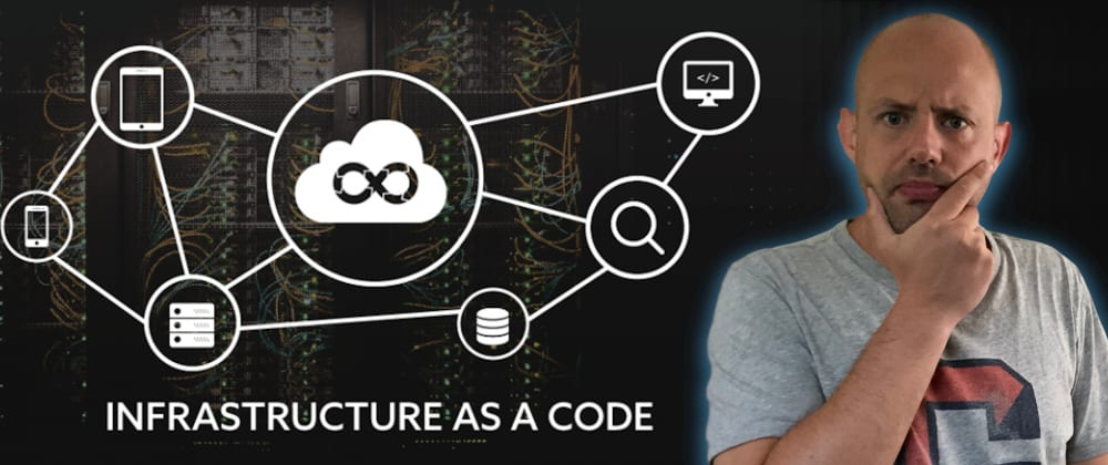 Cover image for Infrastructure as Code in 3 minutes