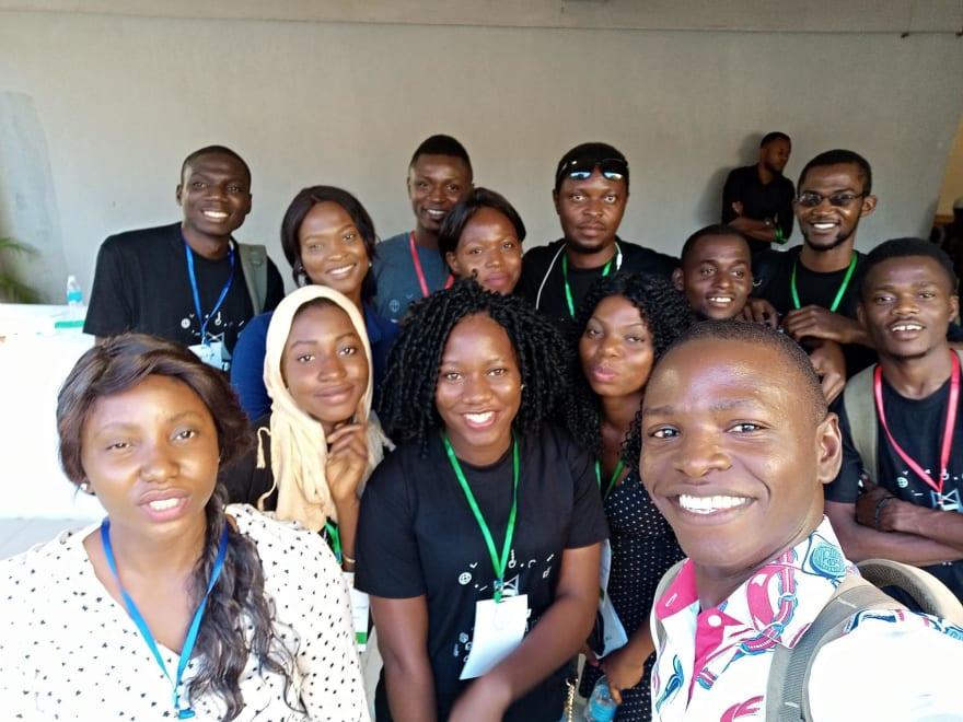 Team Makurdi to DevFestAbuja2019