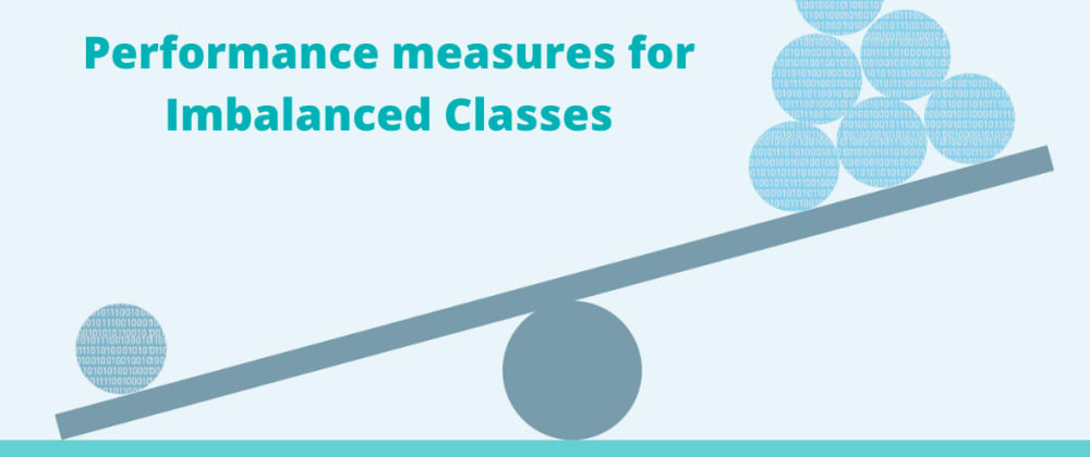 Cover image for Performance measures for Imbalanced Classes