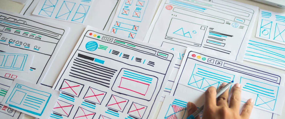 Cover image for Trends in UI/UX Design for Websites for 2021 Edition