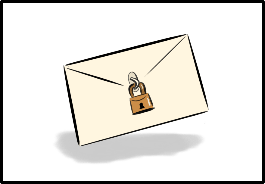 """Encrypted mail still won't stop you from the accidental """"reply all"""" unfortunately."""