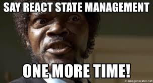 React state