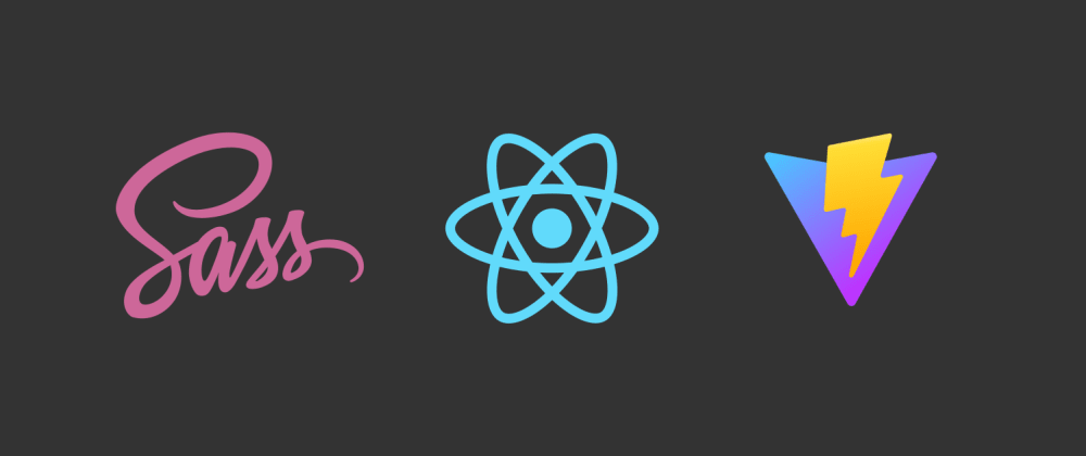 Cover image for How to add Sass support to a Vite React app