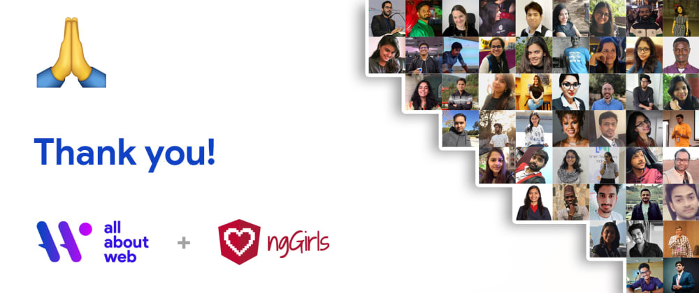Cover image for We hosted a successful India-wide Angular Fundamentals Workshop with ngGirls 👩💻