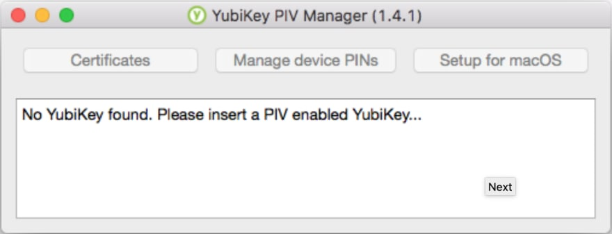 Yubikey for Mac Unlock - 1