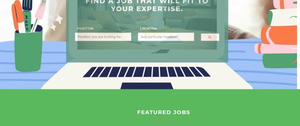 Cover image for Python Online Job Portal with DJango Source Code