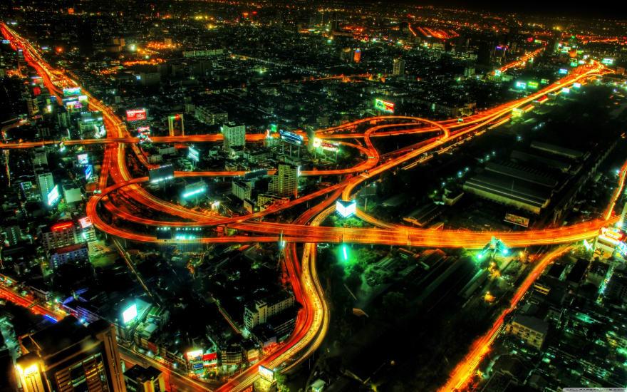 city-route