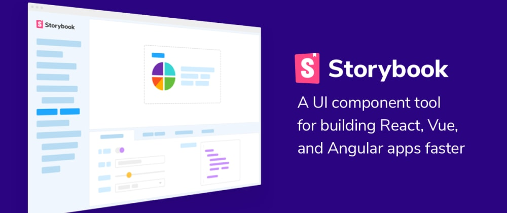 Cover image for Storybook : develop React components in isolation | Part-2