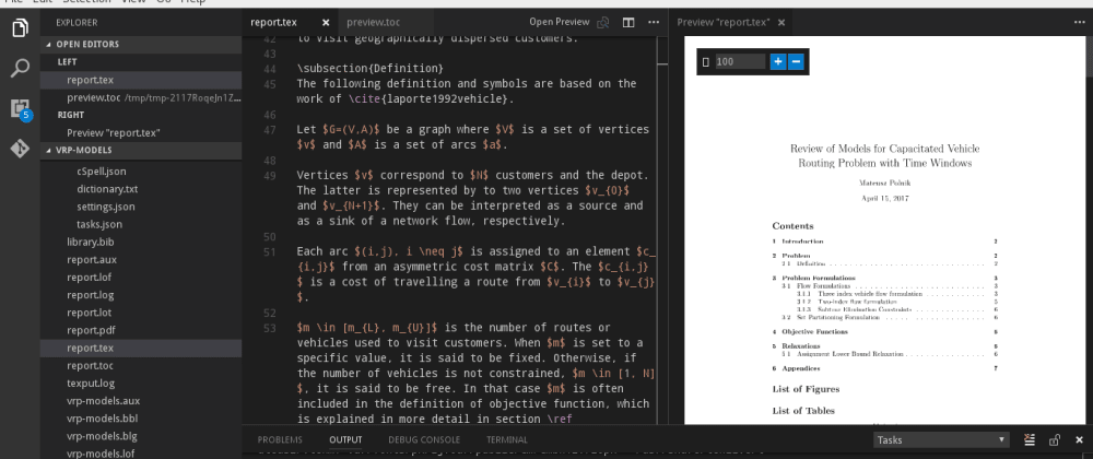 Cover image for How to create and compile LaTeX documents on Visual Studio Code