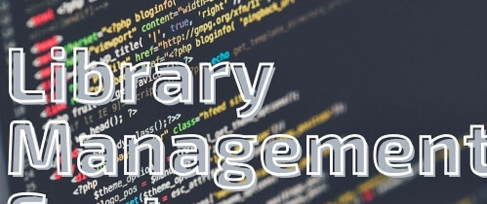 Cover image for Python Library Management Project