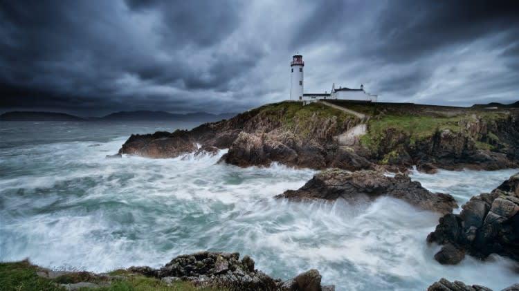 Fanad Head Lighthouse, Letterkenny, Ireland