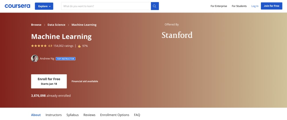 Cover image for  Machine Learning Diaries : The Andrew Ng Machine Learning Course In Review
