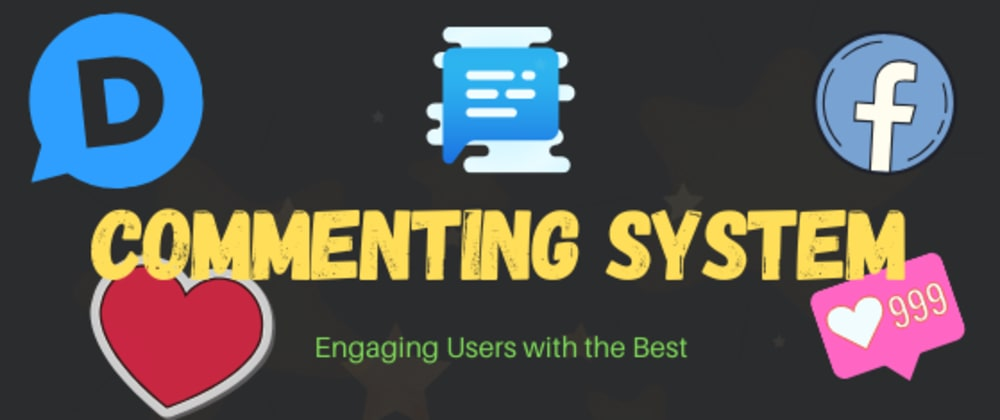 Cover image for Adding commenting system to website!