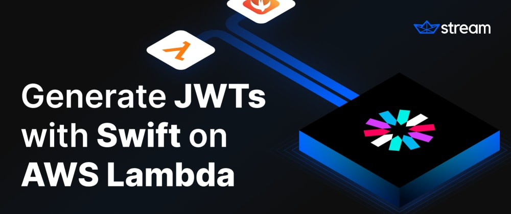Cover image for Generate JWTs with Swift on AWS Lambda