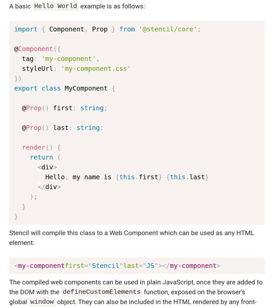 Why I don't use web components - DEV Community 👩 💻👨 💻