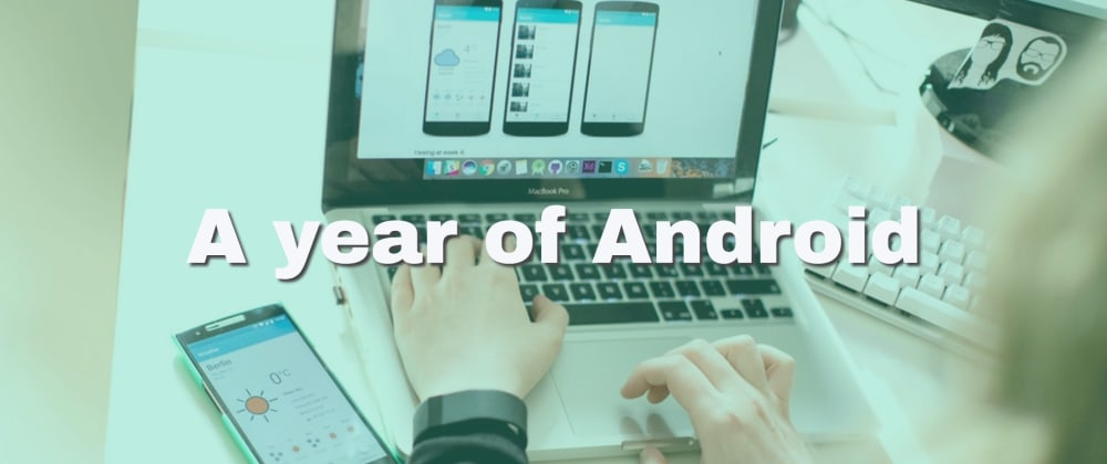 Cover image for A year of Android
