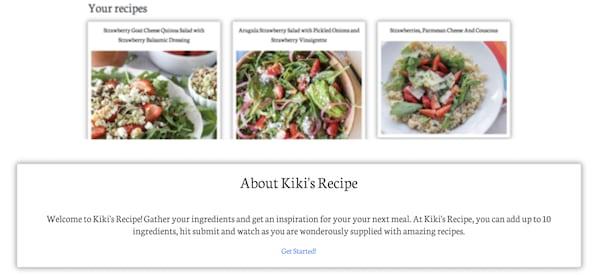 hackathon-kikis-recipes