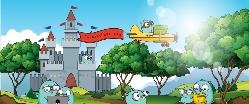 Cover image for GoLang School IS LIVE