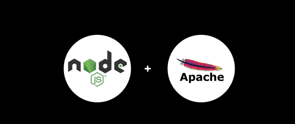 Cover image for How to deploy Node server on Apache2