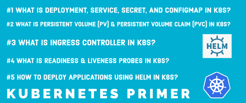 Cover image for ☸️ Kubernetes Primer Coming Soon...