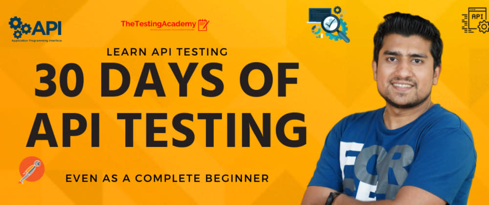 Cover image for API Testing Resources   Postman Tutorials FREE   30 Days of API Testing   Day 13