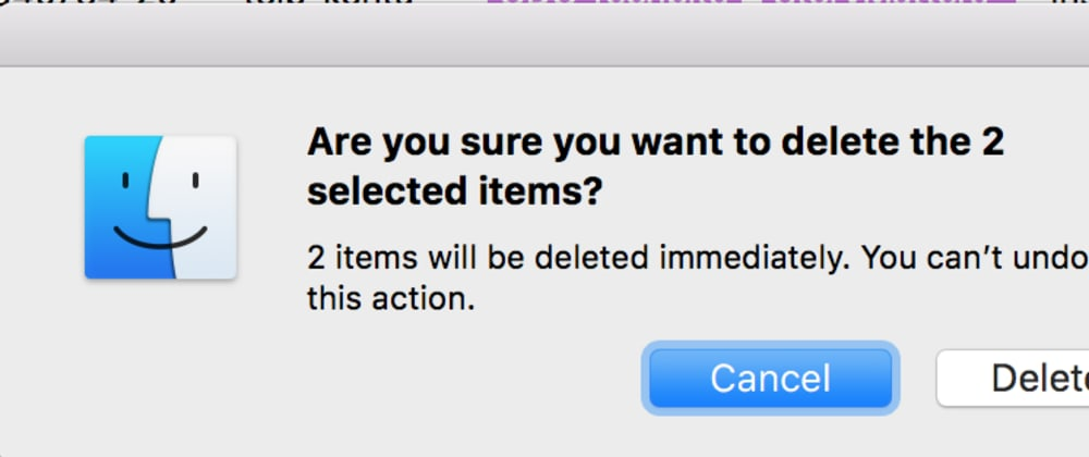 Cover image for How to fix macOS corrupt Trash