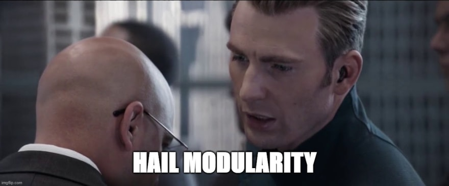 Hail modularity