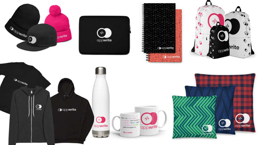 Appwrite Store Products