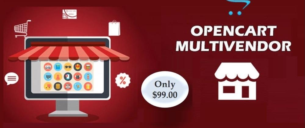 Cover image for Opencart multivendor marketplace Setup service mode