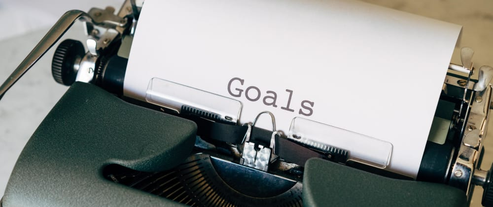 Cover image for Daily Two Cents - Goals