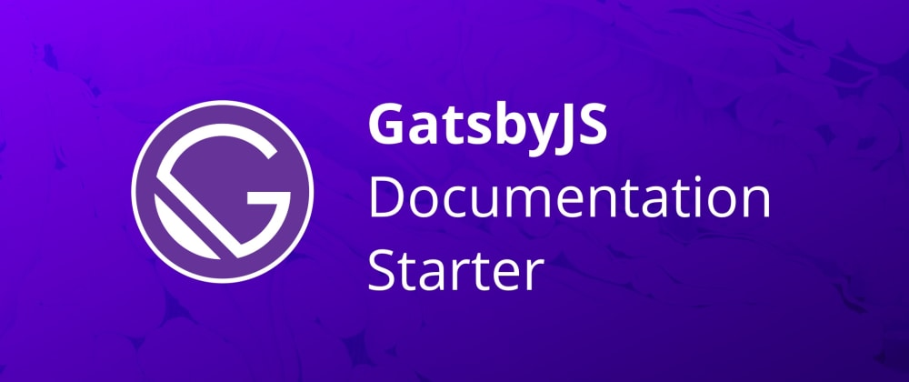 Cover image for Generate documentation for any React project using GatsbyJS