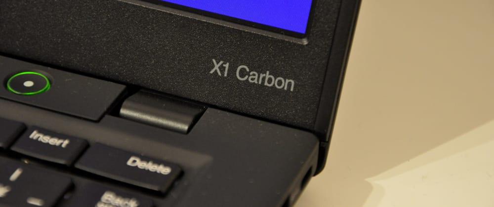Cover image for X1 Carbon: 5th Gen (2017) versus 7th Gen (2019)