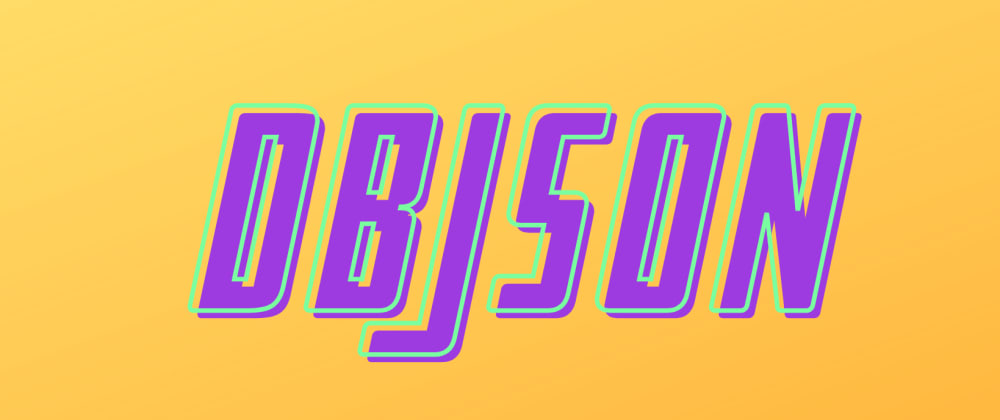 Cover image for Introducing DBJson Document Database.