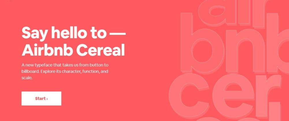 Cover image for How to use Airbnb Cereal in a React app.
