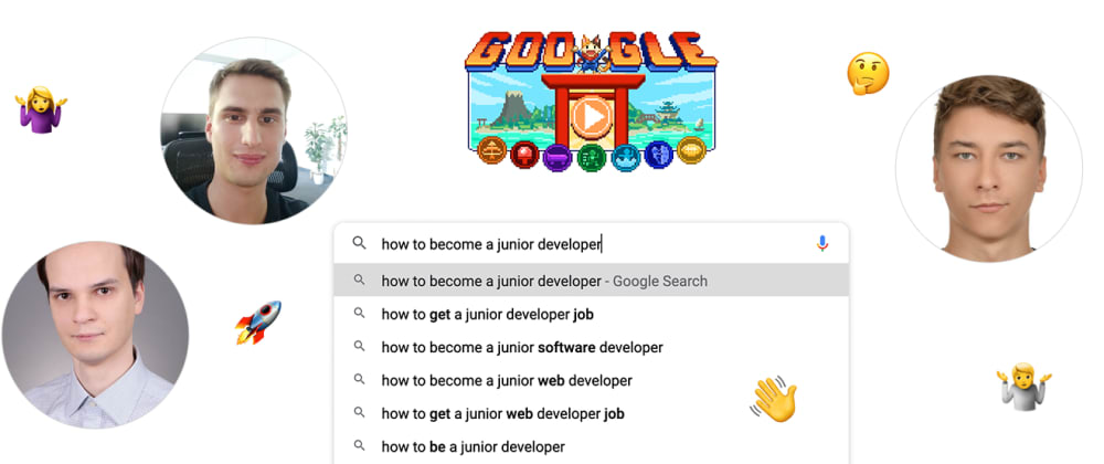 Cover image for Junior Developers Are Answering Most Searched Questions