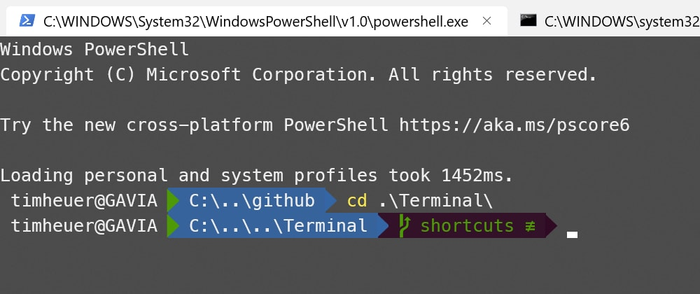 Cover image for Building and Customizing the new Windows Terminal