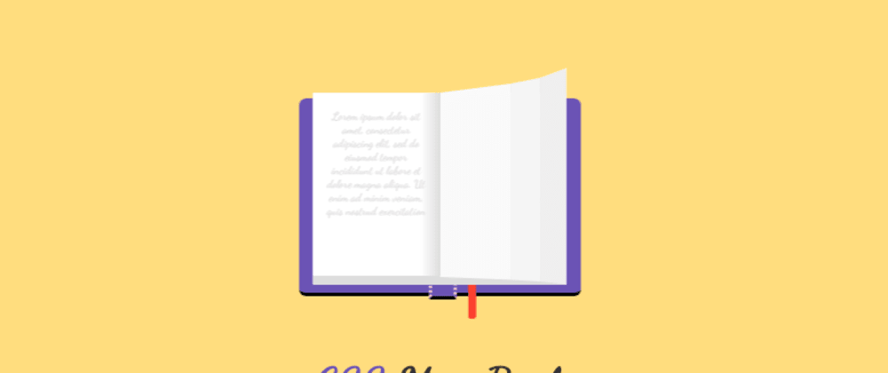 Cover image for Making Miniature Book with CSS