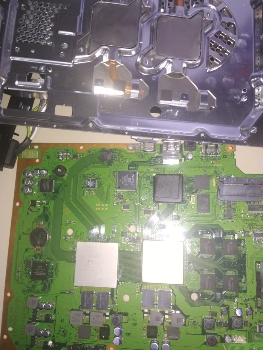 PS3's motherboard