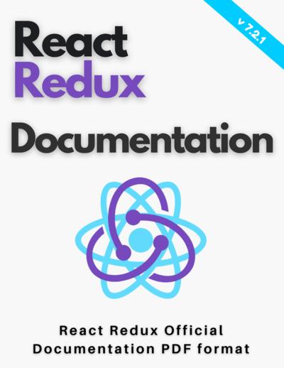 React Redux Documentation pdf