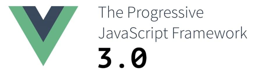Vue.js 3.0. Image Credits: JavaScript Weekly
