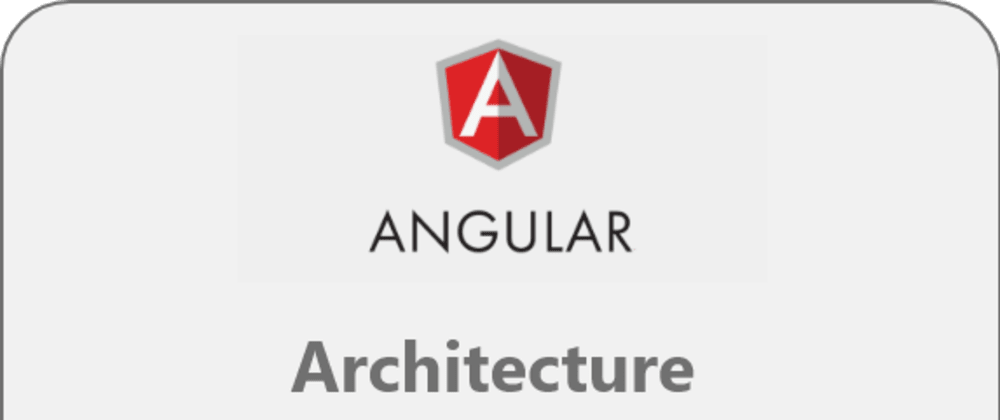 Cover image for Angular architecture ready book