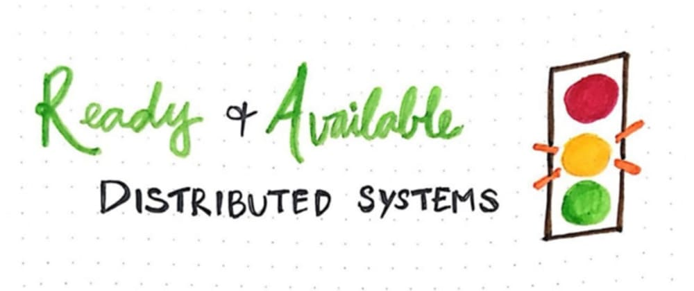 Cover image for Ready and Available Distributed Systems