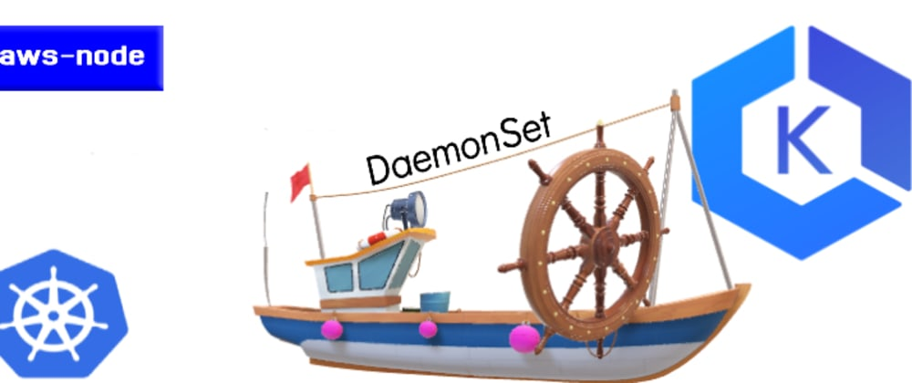 Cover image for IAM Service Account For aws-node DaemonSet