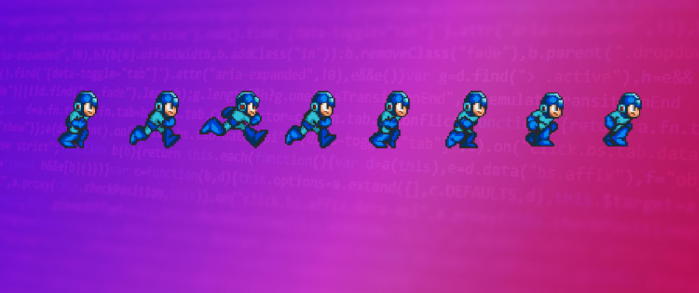 Cover image for Simple Sprite Animations for Games on The Web - (Digital Ocean Hackathon Blog: Part 1)