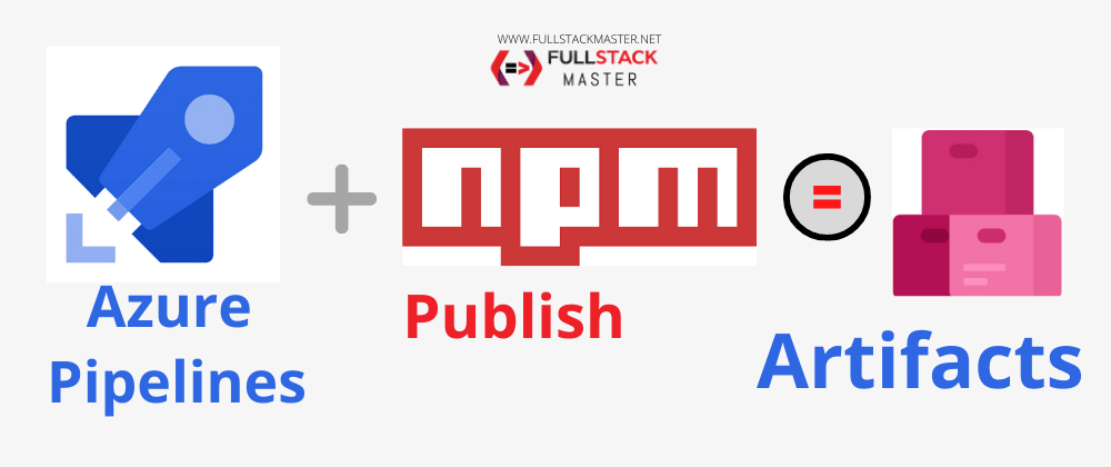 Cover image for Restoring and Publishing NPM Packages from Azure CI Pipeline