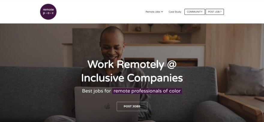 RemotePOC website