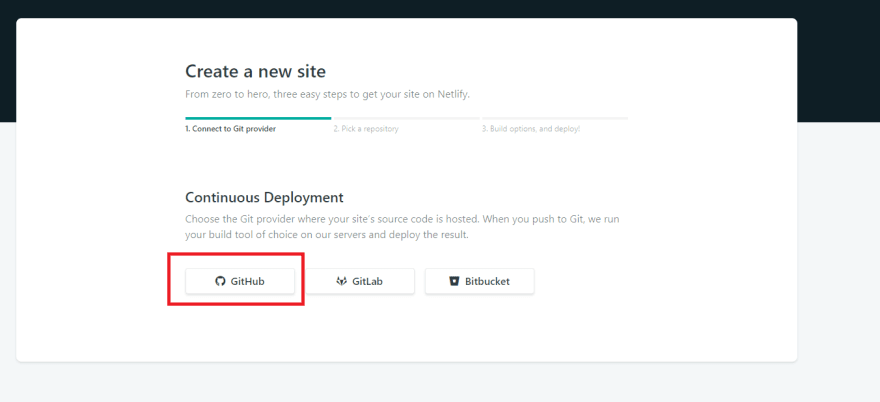 Step by step React configuration from setup to deployment