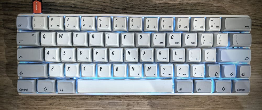 Cover image for Embarking on the Quest of Building Your Own Mechanical Keyboard