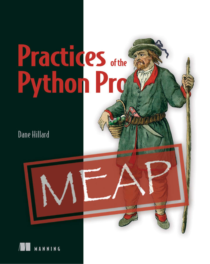 Practices of the Python Pro banner