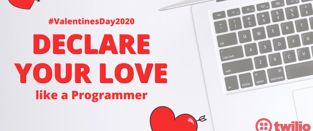 Cover image for Declare Your Love Like a Programmer ❤️